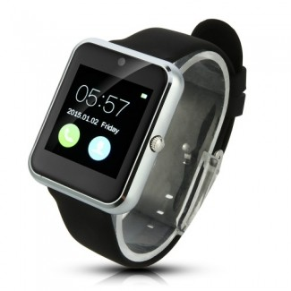 Haier Iron V1 Smart Bluetooth Watch 1.54 inch Real Time Heart Rate Waterproof Black